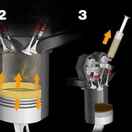 Чем лучше делать раскоксовку двигателя