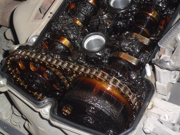 Основные причины появления нагара в двигателе