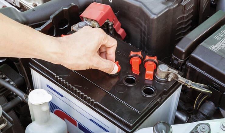 Как правильно зарядить аккумулятор автомобиля зарядным устройством