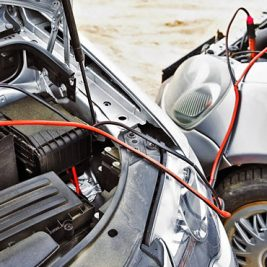 Как прикурить аккумулятор от другого автомобиля