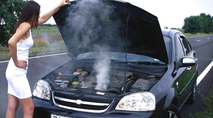 3 Метода Изгнания Воздушной Пробки из Системы Охлаждения