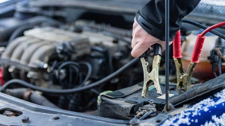 6 ошибок при прикуривании автомобиля Как правильно прикурить