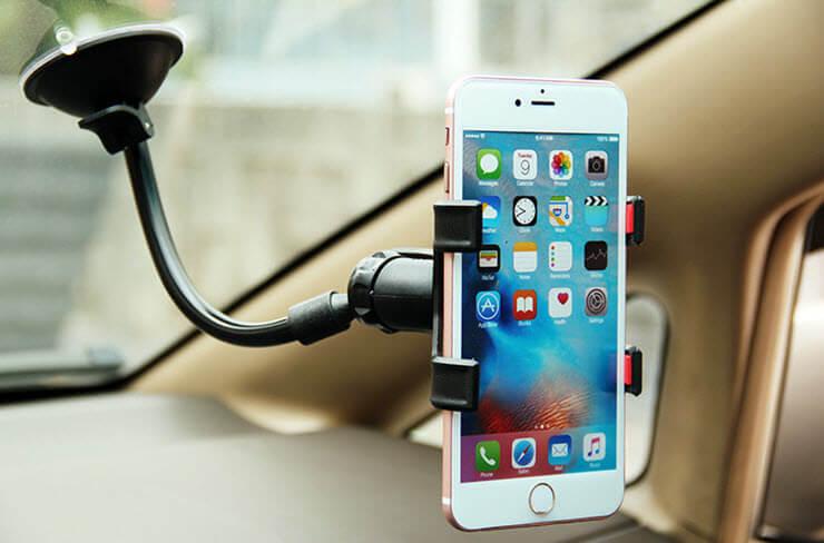 ержатель для телефона в авто магнитный