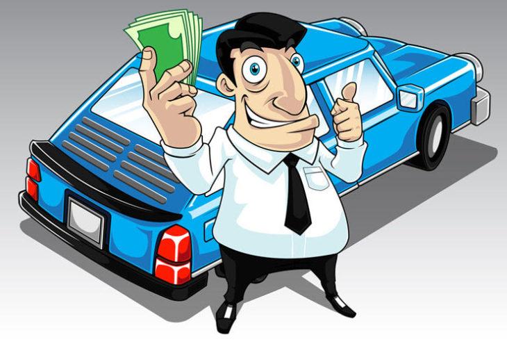 как заработать денег на легковом автомобиле