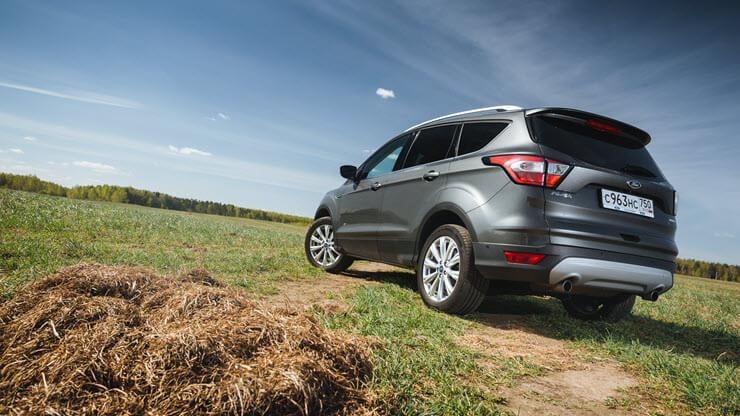 Форд Куга, отзывы владельцев, все минусы: двигатели и трансмиссия