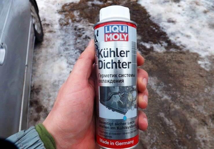 LIQUI MOLY Kuhler-Reiniger