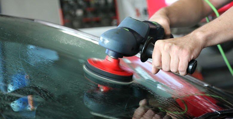 Как сделать полировку лобового стекла самостоятельно