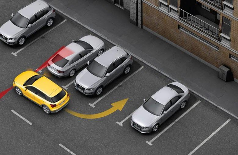 советы правильной парковки автомобиля