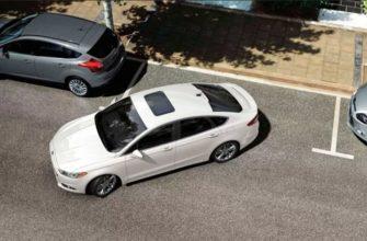 Как парковаться задним ходом между автомобилями схема