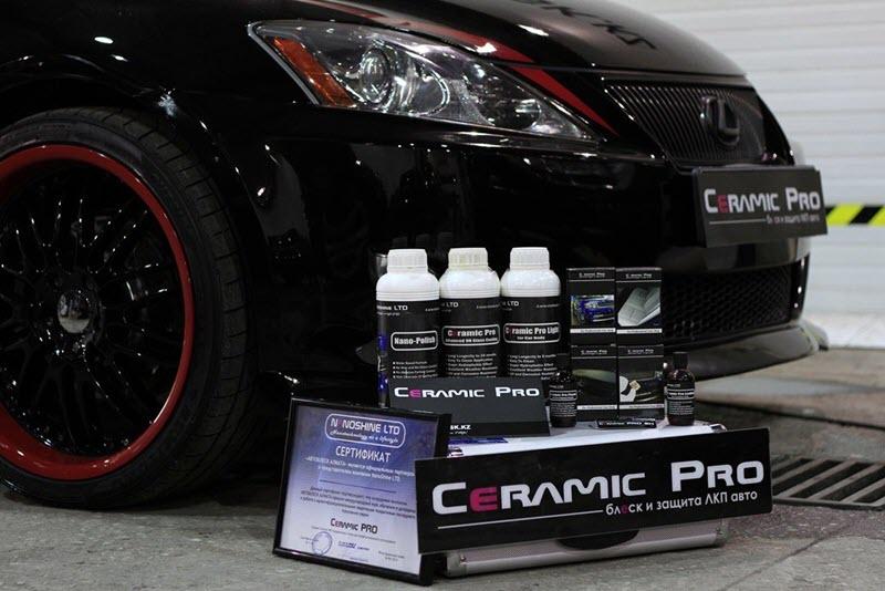 Жидкое стекло Ceramic Pro 9h отзывы