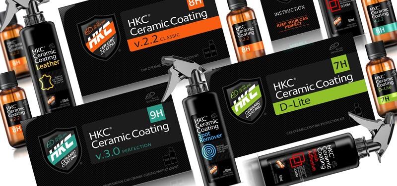 Жидкое стекло HKC Ceramic Coating 2.2 отзывы