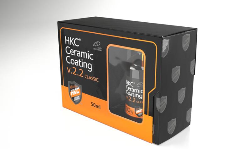 HKC Ceramic Coating 2.2.