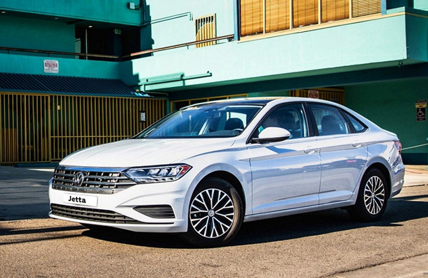 Новинки 2020. Volkswagen Jetta