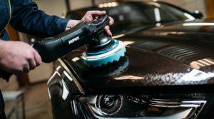 Полирование авто своими руками: защитная и абразивная полировка автомобиля