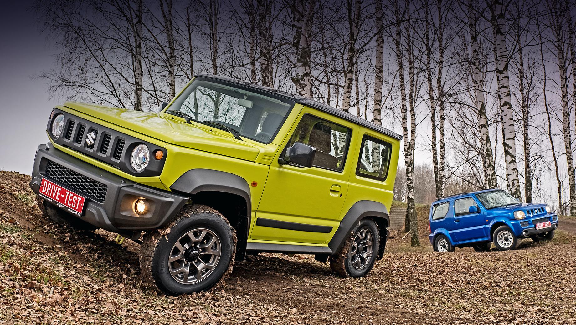 Модельный ряд Suzuki