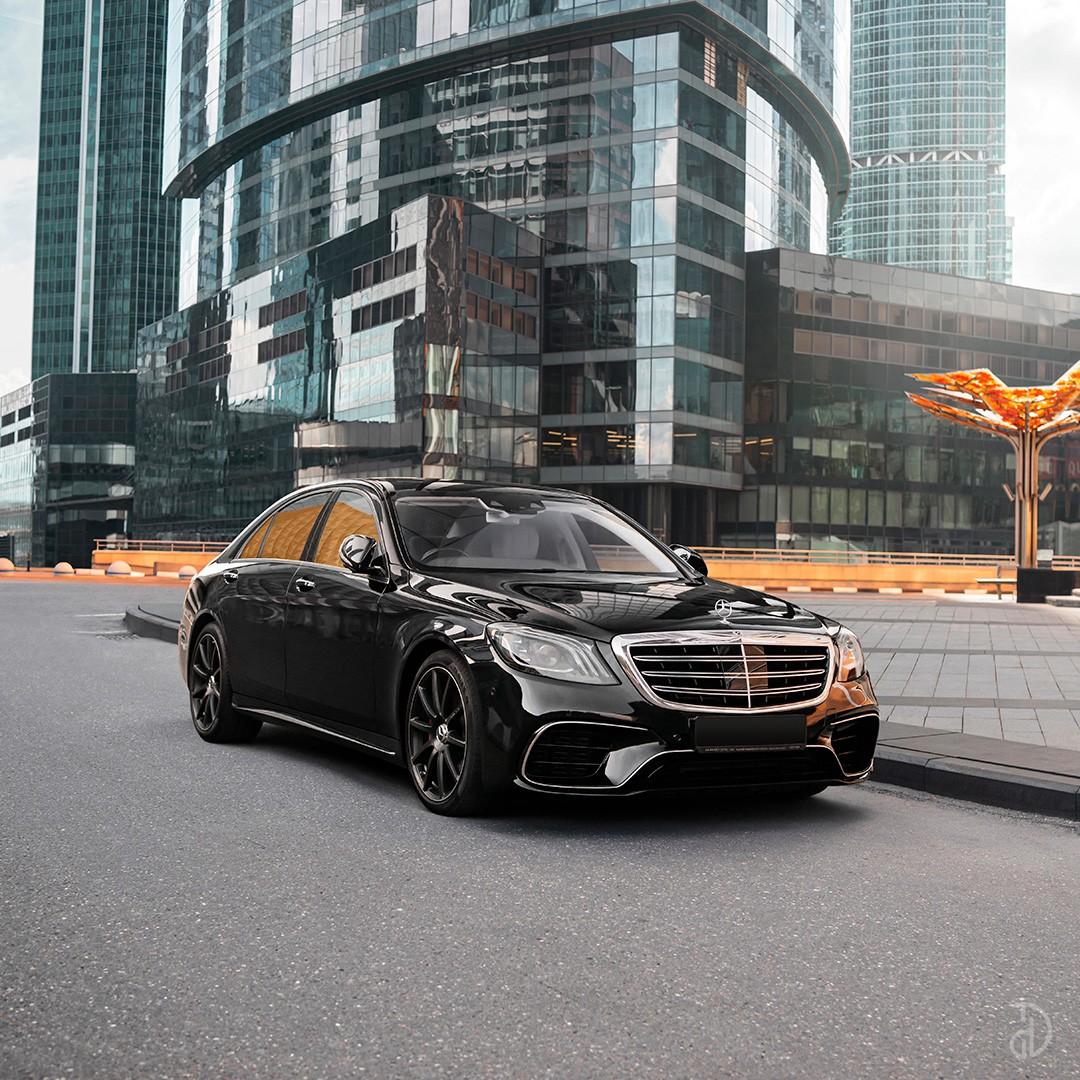 Аренда Mercedes в Москве