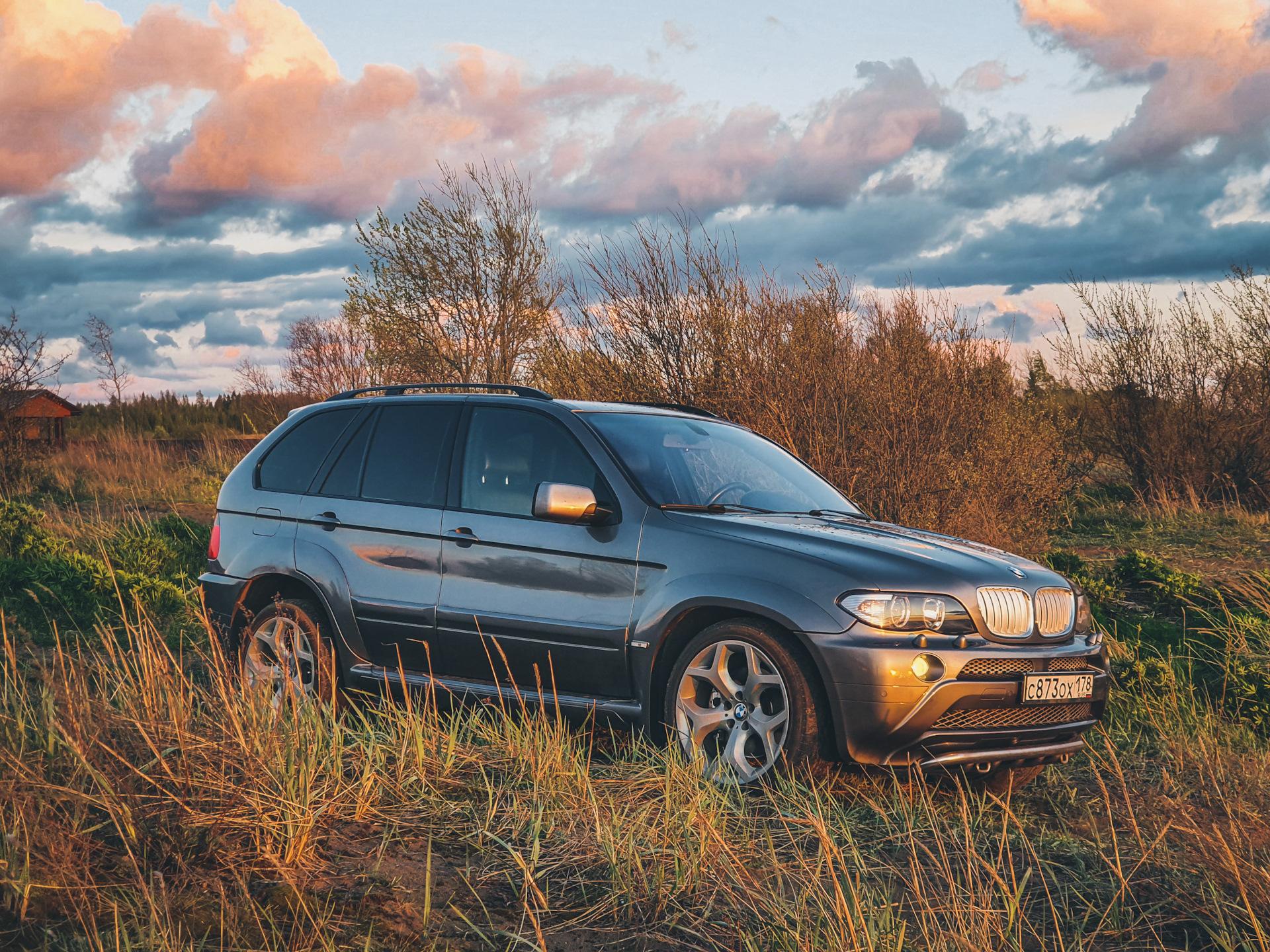 BMW X5 E53: за что любят и за что ненавидят легендарный автомобиль