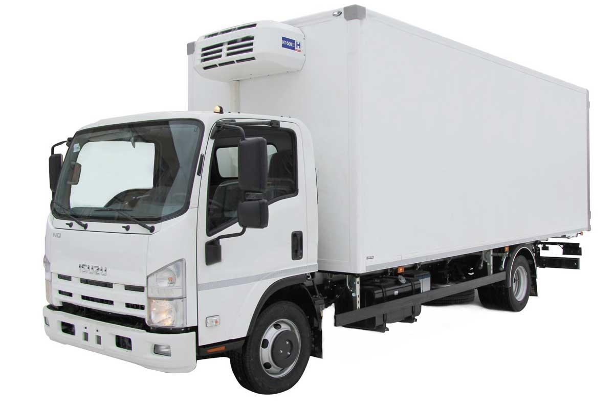 Изотермический фургон: на что обратить внимание